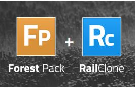 Bundle Forest Pack & Railclone Pro