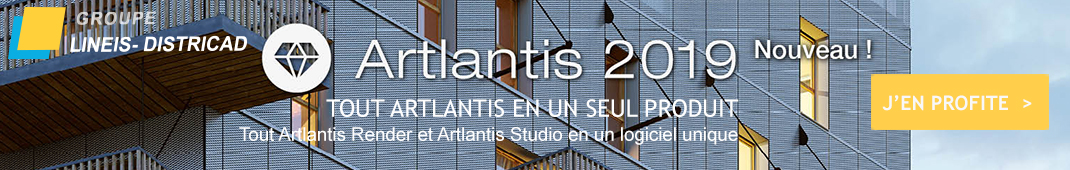 Artlantis 2019 Lineis